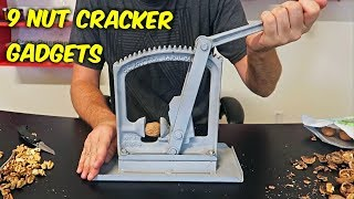 9 Gadgets That Will Crack Your Nuts!