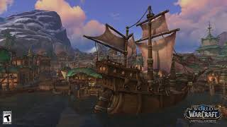 """World of Warcraft: Battle for Azeroth Main Title """"Before the Storm"""""""