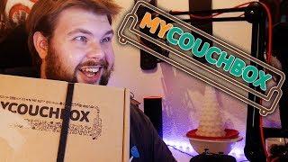 MYCOUCHBOX UNBOXING 📦 JANUAR 2018