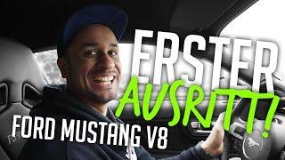 JP Performance - Erster Ausritt! | Ford Mustang 5.0 V8