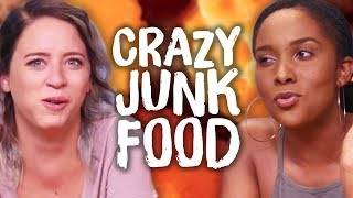 Our Favorite Childhood Junk Foods - REIMAGINED! (Cheat Day)