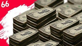 Wieviel verdient ein Youtuber? Sind PewDiePie, Gronkh & Bibisbeautypalace Millionäre?