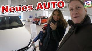 VW Touran - UNSER NEUES AUTO   Vlog TipTapTube
