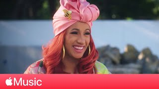 Cardi B: Invasion of Privacy [FULL INTERVIEW] | Beats 1 | Apple Music