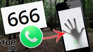 Top 10 Scary Phone Numbers You Should NEVER Call