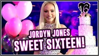Jordyn Jones Sweet Sixteen!