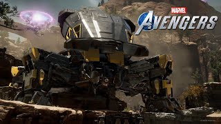 Marvel's Avengers: Pym Tech   E3 2019