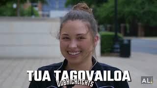 Tua Tagovailoa Ultimate Journey || Epic Mini Story || Dedication & Faith ||