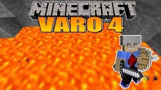 CastCrafter burned to death...! - Minecraft VARO 4 #11