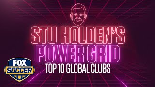 Stu Holden's Power Grid | FOX SOCCER