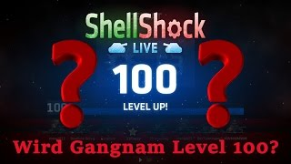 WIRD GANGNAM LEVEL 100? | ShellShock Live #166 | [HD+]