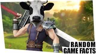 Cow Level in Final Fantasy & ein nicht nackter Link - Random Game Facts #82