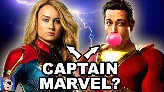 Who Is The Real Captain Marvel? | SHAZAM Vs Captain Marvel