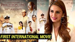 Huma Qureshi Talks About Her FIRST International Movie Partition: 1947
