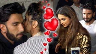 All Moments When Ranveer Singh PROTECTED Deepika Padukone