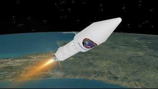 Atlas V OA-7 Mission Profile