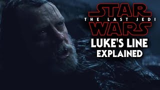 "Star Wars The Last Jedi Trailer ""This Is Not Going To Go! The Way You Think"""