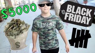 SPENDING $5000 ON BLACK FRIDAY IN LA