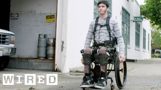 The Augmented Self | Robots & Us | WIRED