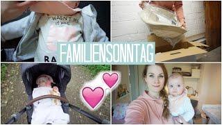 FAMILYVLOG ❘ Babysachen kommen in den Keller 👇🏼 ❘ MsLavender