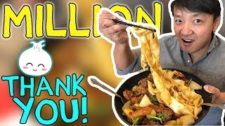 THANKS A MILLION! || Food Adventure GIVEAWAY [Closed]