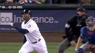 Griffey Jr. hits his 630th career home run
