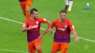 Blick auf die Partie VfL Bochum 1848 - FC Ingolstadt mit Kevin Stöger