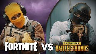 Fortnite vs PUBG 6 (Series Finale)
