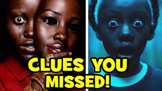 EVERYTHING You Missed in US + TWIST Ending Explained