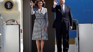 President Trump set for NATO summit
