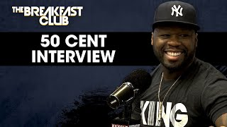 50 Cent Speaks On 'Power', Wendy Williams, Megan Thee Stallion + More