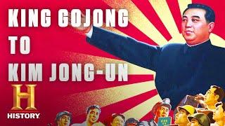 How the Kim Dynasty Took Over North Korea | History