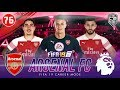 FIFA 19 Arsenal Career Mode: Jadi Juara ...mp3