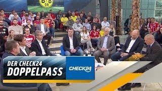 Scharfe Kritik an BVB-System unter Bosz | SPORT1 DOPPELPASS