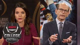 Heather Dinich and Paul Finebaum are fired up over Alabama, Ohio State | ESPN