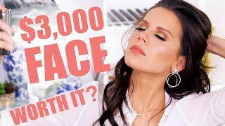 $3,000 of MAKEUP TUTORIAL ... WORTH IT???