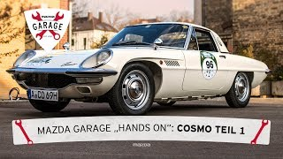 "Mazda Garage ""Hands On"": Das Cosmo Special Teil 1 mit 83metoo"