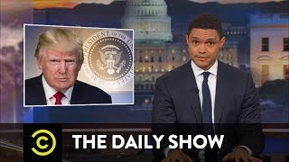 So Much News, So Little Time - Protester Attacks & Trump-Russia Bombshells: The Daily Show