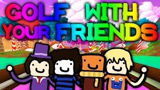Zuckerland! | GOLF WITH YOUR FRIENDS