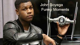 John Boyega  Funny Moments