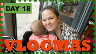 A Day Off! | DAY 18 | VLOGMAS 2016