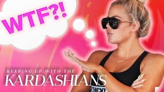 Khloé Kardashian's Most Savage Clapbacks | KUWTK | E!