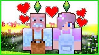 OPA FRANCESCO & OMA LINDE HEIRATEN! [Minecraft SIMS]