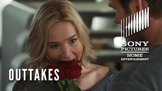 Passengers Outtakes with Jennifer Lawrence & Chris Pratt