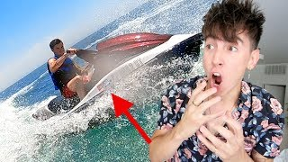 NEVER EXPECTED THIS TO HAPPEN!! (CAUGHT ON CAMERA)