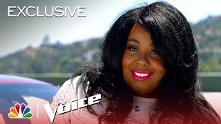 """The Voice 2018 - Kyla Jade: """"The Last Tear"""" (Presented by Toyota Music)"""