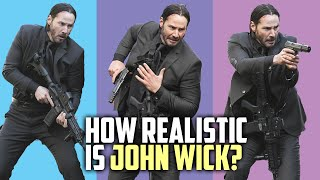 POLICE TRAINER Explains What JOHN WICK Got Right