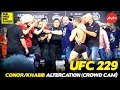 UFC 229: Conor McGregor/Khabib Altercati...