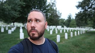 Exploring Arlington National Cemetery