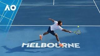 Tsonga v Monteiro match highlights (1R) | Australian Open 2017